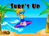 серфинг флеш-игра